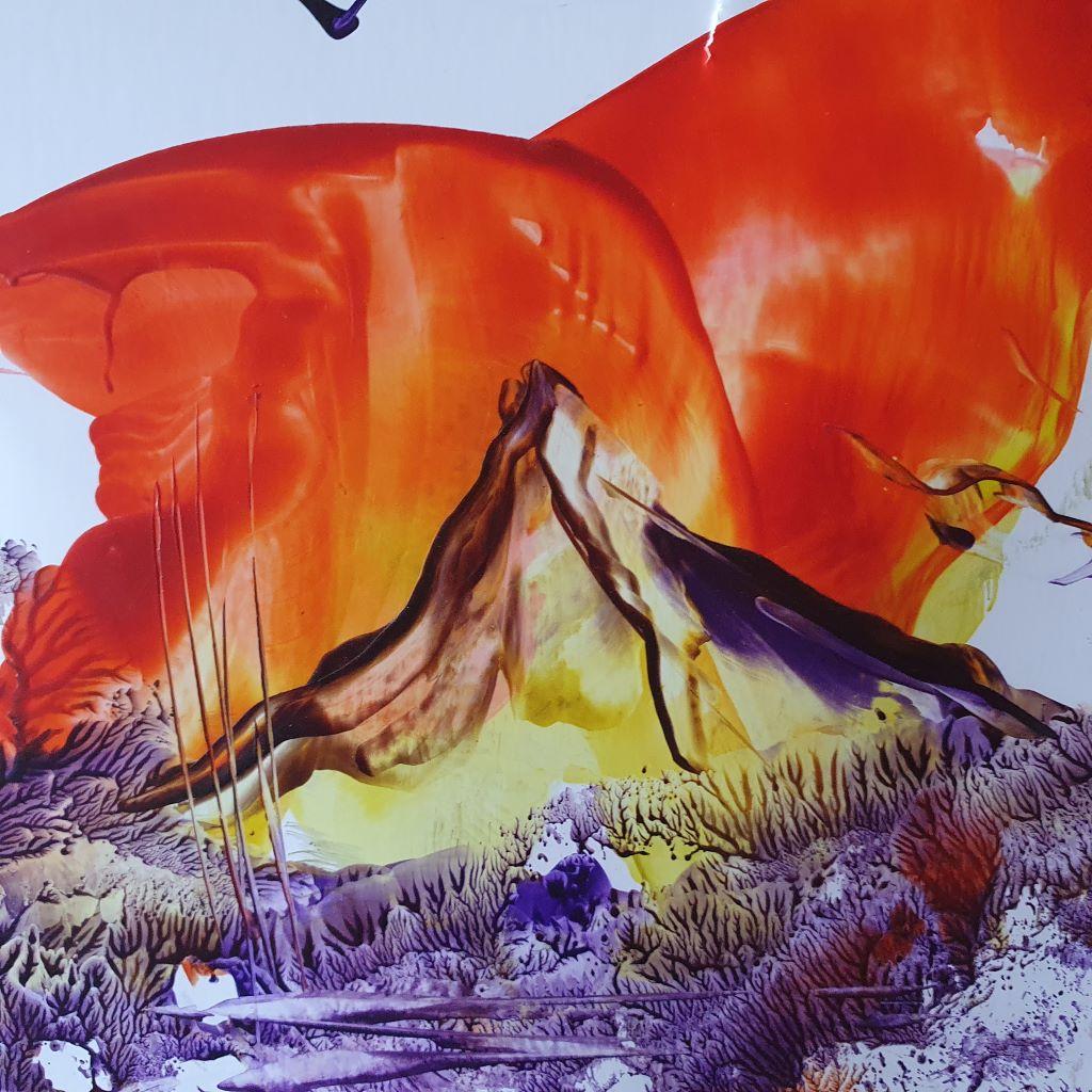 Créa'zen, Christelle Balmer - peinture encaustique
