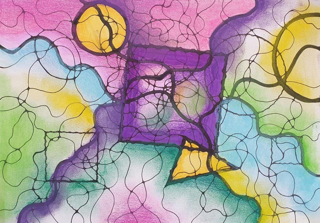 Créa'Zen, Neuro Art, Algorithme T.R.U.E.